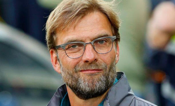 Jürgen Klopp saa arvokasta tukea.