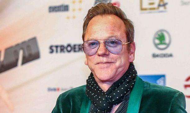 Kiefer Sutherland on monille tuttu 24-sarjan agentti Jack Bauerina.