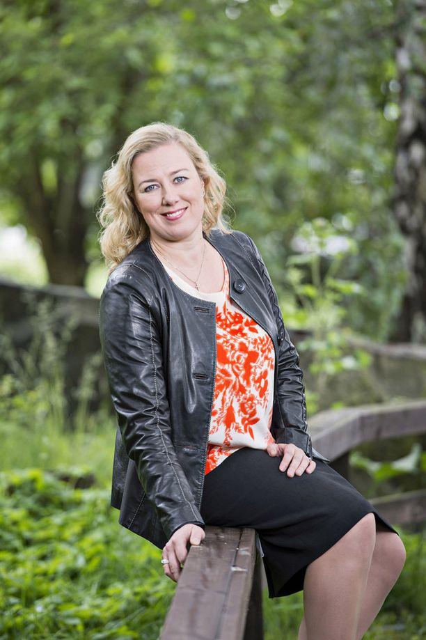 Jutta Urpilainen on Tanssii tähtien kanssa -ohjelman tämän kauden ensimmäinen vieraileva tuomari.