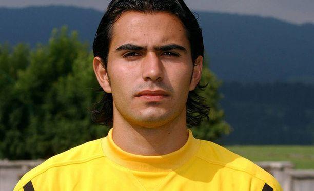 Davide Capello selvisi naarmuitta.