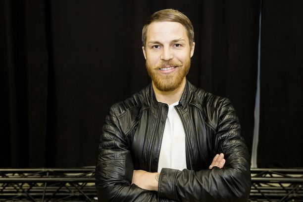 Jere Tiihonen on tuttu myös tv:stä, hän on ollut Nelosen Gladiaattorit-ohjelmassa.