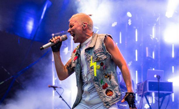 Antti Tuisku on esiintynyt tänä kesänä lähes jokaisella suurella suomalaisella festivaalilla.