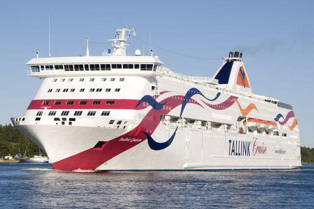 Liikennöinti Helsinki–Riika-reitillä jatkuu näillä näkymin toukokuussa 2021. Kuvituskuva.
