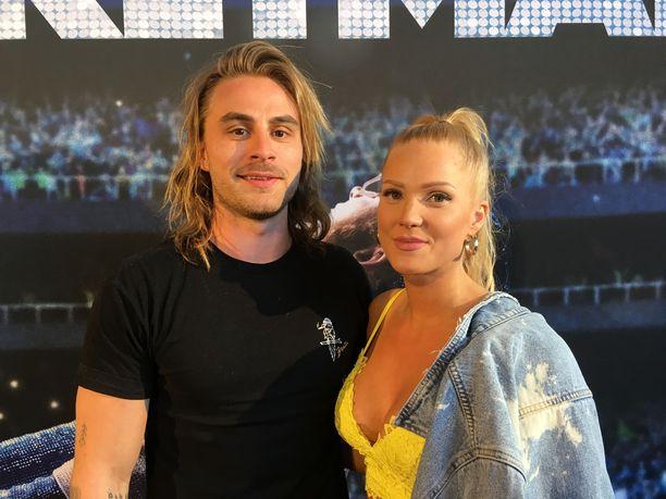 Patrick ja Anku  sijoittuivat kolmanneksi syksyllä Espanjassa kuvatussa Love Island Suomi -sarjassa. Kaksikko on seurustellut syksystä lähtien.