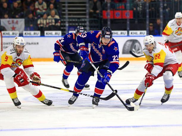 KHL-kauden on tarkoitus alkaa tällä viikolla.