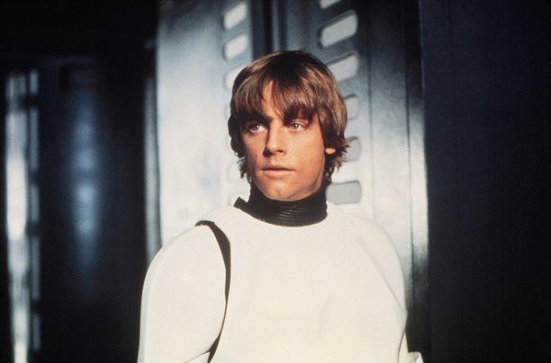 Mark Hamill näyttelee suosituissa elokuvissa Luke Skywalkeria.