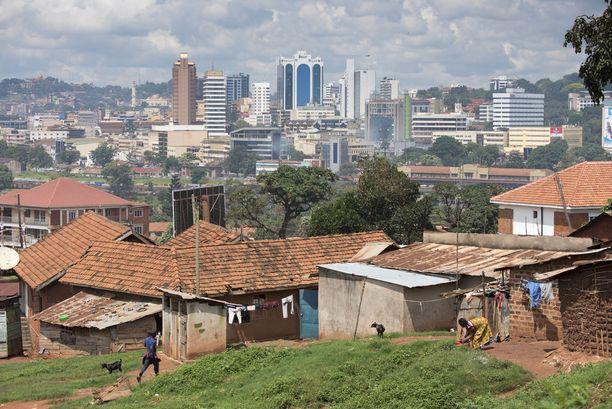 Uganda on köyhä ja korruptoitunut maa.