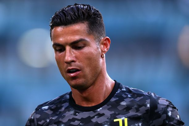 Cristiano Ronaldo on kaupan.