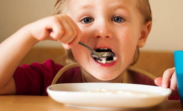 Lapset saavat ruoasta vähemmän raskasmetalleja kuin vanhempansa samassa iässä.
