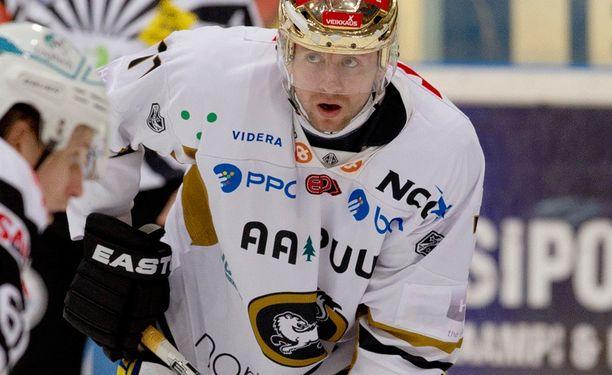 Ivan Humlin tunneryöpyt ovat vähentyneet Lauri Marjamäen valmennuksessa.