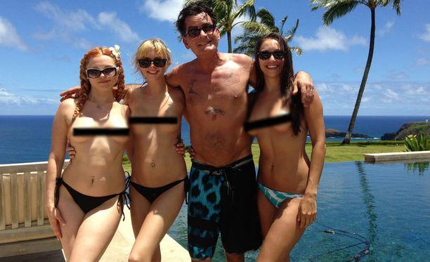 Seurue lomailee parhaillaan Hawaijilla.