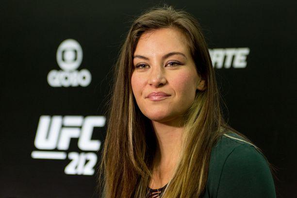 Miesha Tate on entinen UFC-mestari.