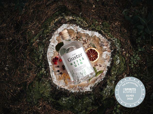 Suomalainen gini saavutti kansainvälisessä kisassa hopeamitalin.