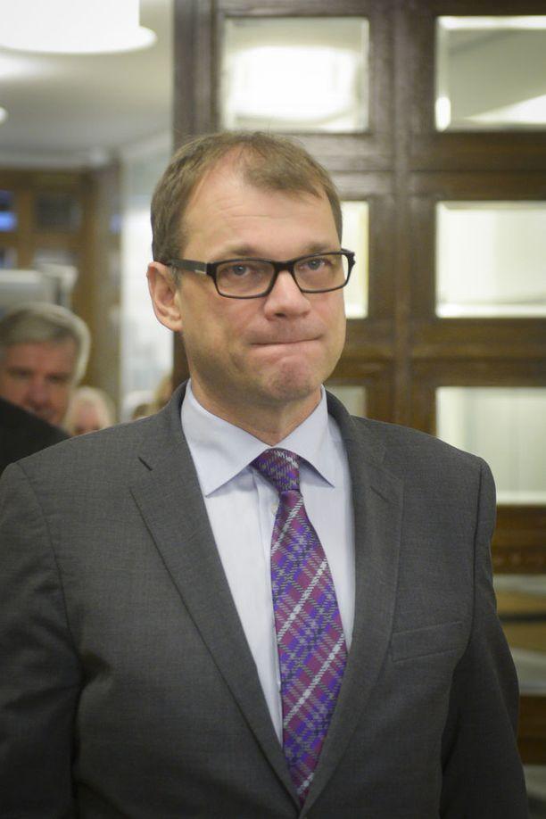 Pääministeri Juha Sipilän mukaan eriarvoistumisen kitkemiseksi tarvitaan uudenlaisia toimintamalleja ja keinoja.