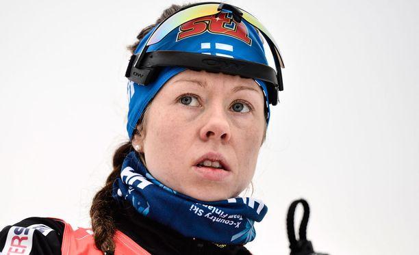 Laura Mononen hiihti Oslossa elämänsä kilpailun.
