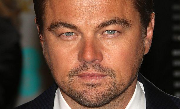 Leonardo DiCaprio on tunnettu hyväntekijä.