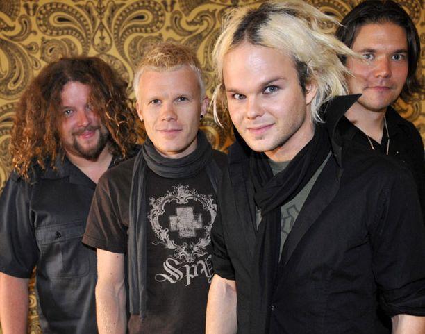 Menestysbändi Rock-yhtye Rasmuksen kappale In The Shadows on ulkomailta eniten korvauksia kerännyt kappale.