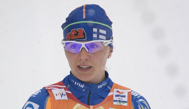 Virpi Kuitusen mitalitili jäi avaamatta Liberecin MM-kinkereiden avauskisassa.
