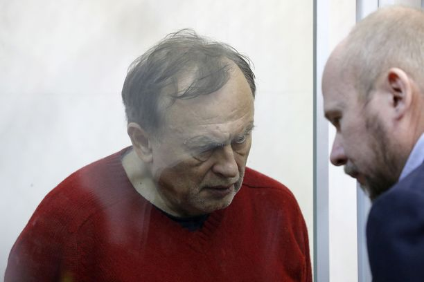 Oleg Sokolov on tunnustanut nuoren naisystävänsä murhan.