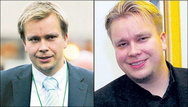 Antti Kaikkonen nuortui vuosia, kun hän tiputti painoaan.