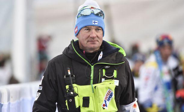 Matti Haavisto toimii Suomen huoltopäällikkönä.