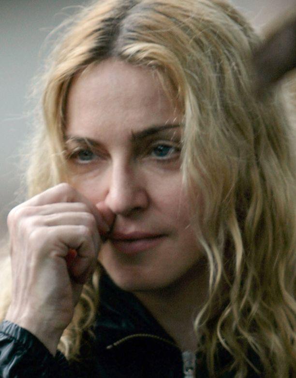 Madonnalla oli mielessään ainutlaatuinen yhteisesiintyminen yhdessä Jacksonin konserteista.