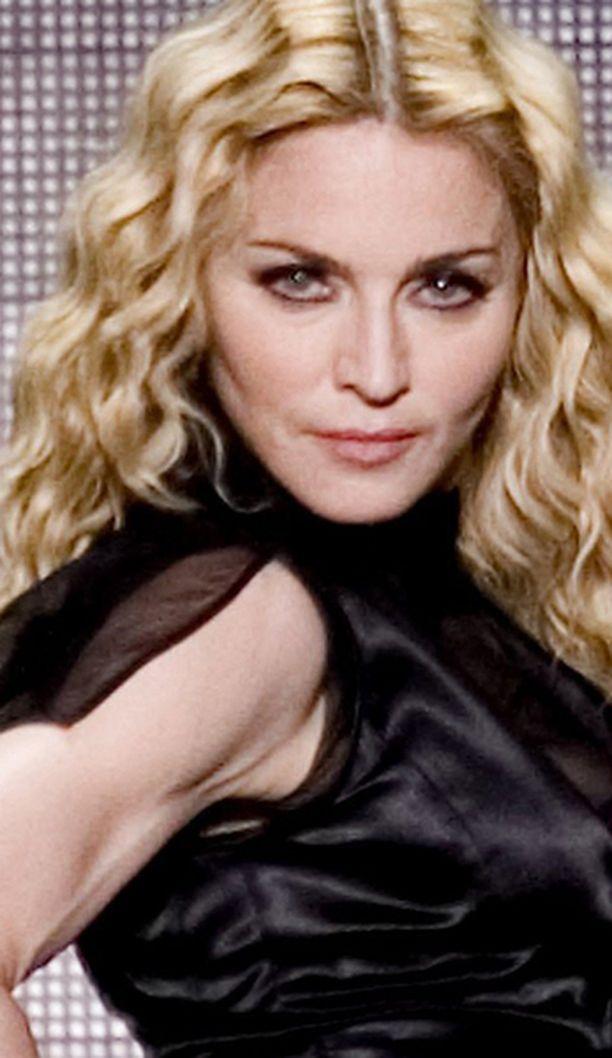 Popin kuningatar Madonna nähdään ensi keväänä Louis Vuitton -luksusmerkin mainoskampanjan keulakasvona.