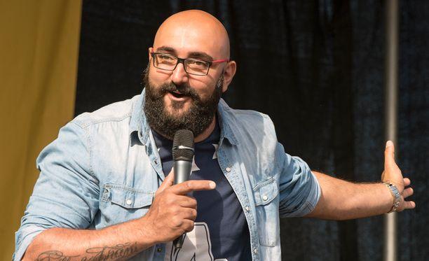 Ali Jahangiri tuottaa uuden puheohjelman.