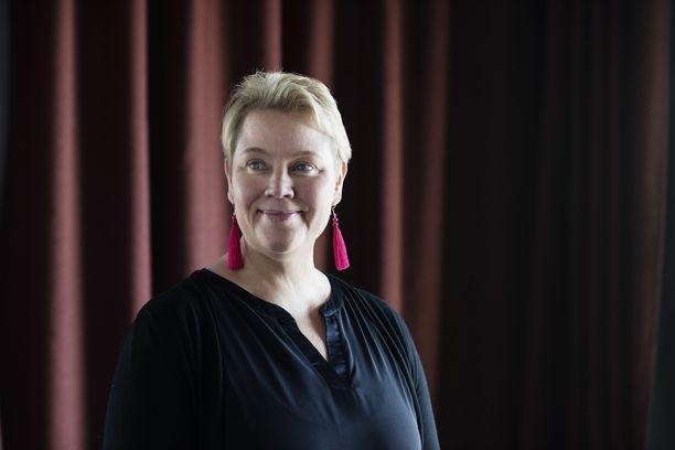 Opinto-ohjaaja Virpi Salminen toivoo, että opiskelijoiden henkilökohtaiseen ohjaamiseen olisi enemmän mahdollisuuksia.