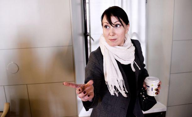Hanna Mäntylä (ps).
