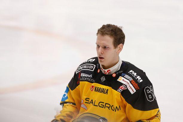 Jakub Krejcik nosti liigapelaajista suurimman tilin vuonna 2019.