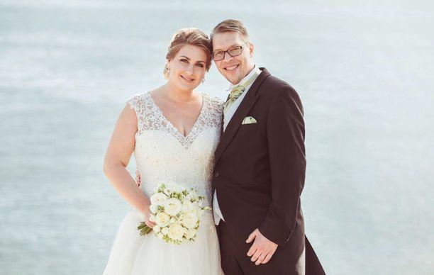 Johanna ja Markus ovat hakeneet avioeroa.