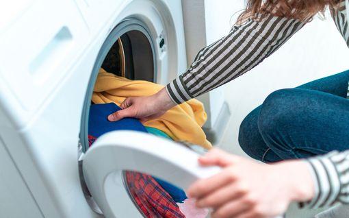 6 mokaa, jotka pilaavat vaatteesi pyykinpesukoneessa vahingossa