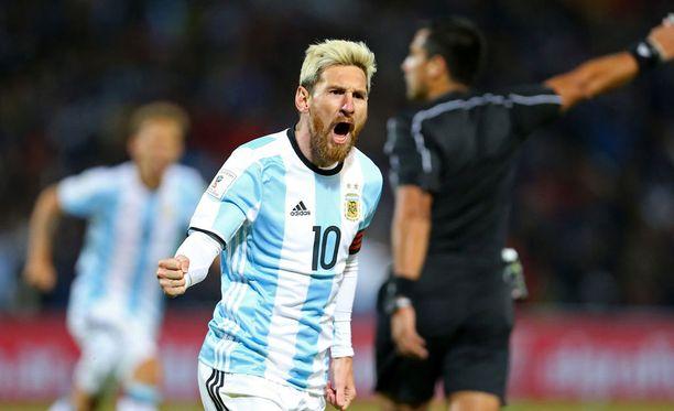 Lionel Messi ei lopettanutkaan maajoukkueuraansa.