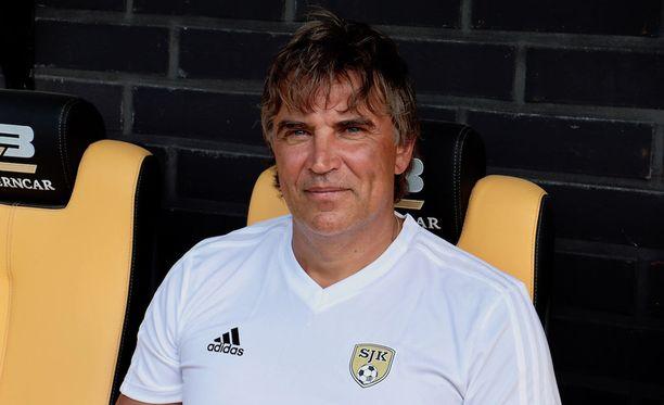 Alexei Eremenko sr. on SJK:n peräsimessä ensi kertaa ensi lauantaina ottelussa IFK Mariehamnia vastaan.
