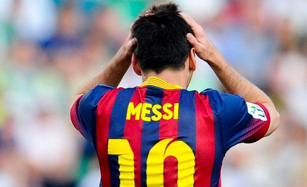 Leo Messin markkina-arvo on käsittämättömät 216 miljoonaa euroa.