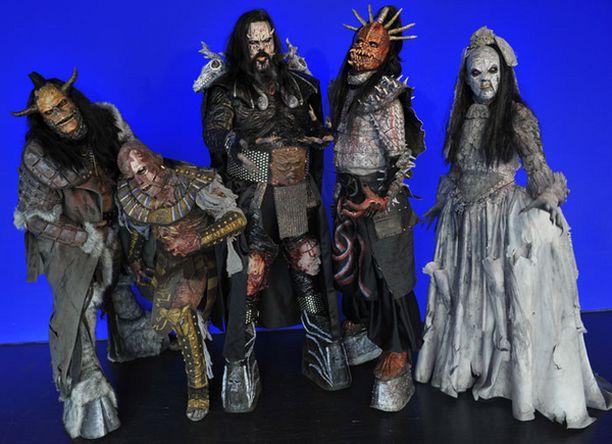 Euroviisuvoitto pani hirviöbändin lujille.