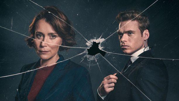 Bodyguard - Henkivartija on kelpo katsottavaa niillekin, jotka ehtivät  nähdä sarjan tuoreeltaan maksullisessa Netflixissä. Monitahoinen sarja kestää helposti toisenkin katselukerran.