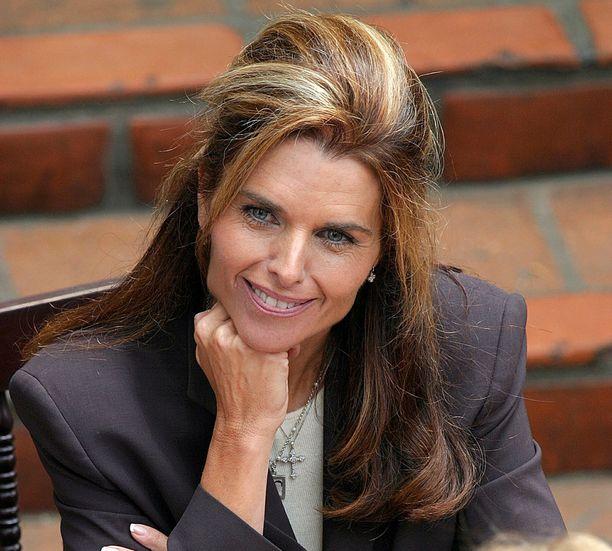Maria Shiver on osa äveriästä Kennedyn klaania.