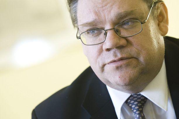 Soini aloittaa kolmannen kautensa Espoon valtuustossa.