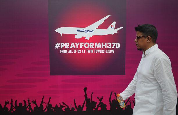 Malesian lentomysteeri ei ole vielä ratkennut, vaikka Facebook-video niin väittääkin.