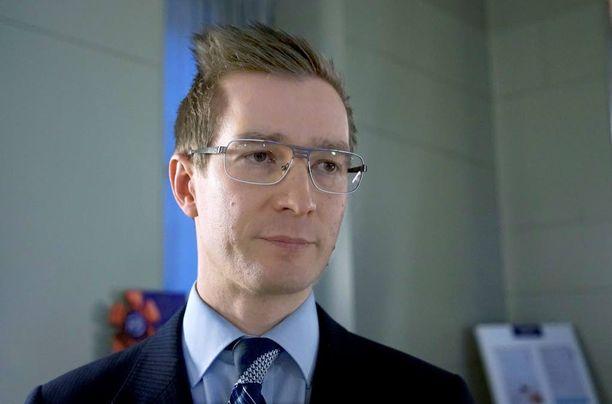 Oras Tynkkynen on kieltäytynyt puheenjohtajakilvasta, muttei ehdottomasti.