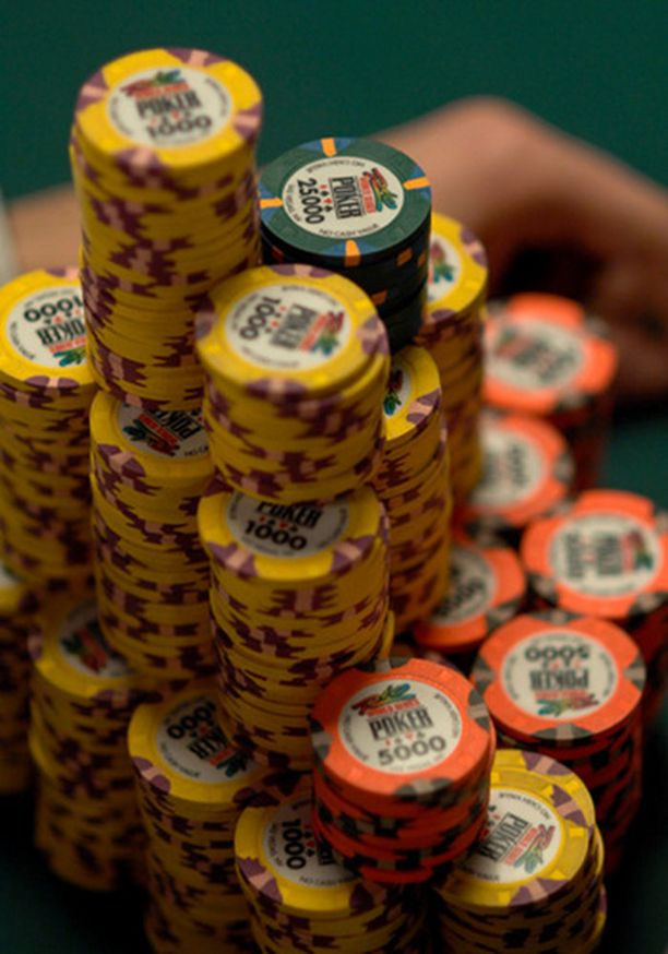 Pokerin suosio on huima.