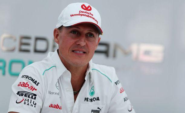 Michael Schumacher kärsii vaikeasta aivovammasta.