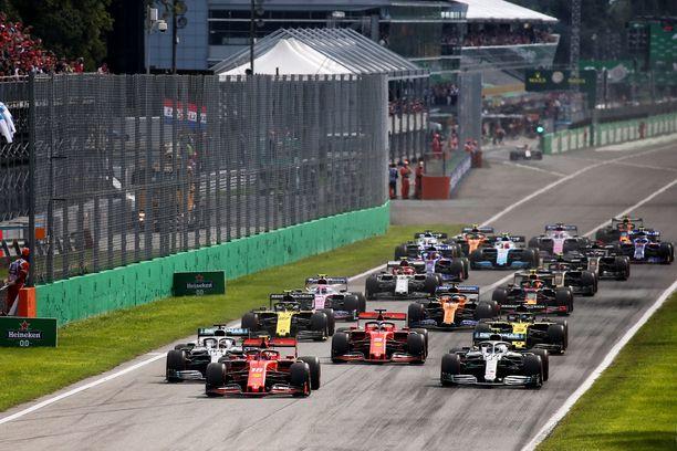Formula ykkösillä ei ole enää varaa menettää yhtään toimivaa F1-tallia.