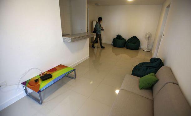 Australian olympiakomitea pitää olympiakylän huoneita vaarallisina.