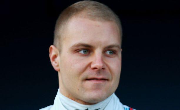 Valtteri Bottas väläytti Williamsin nopeutta.