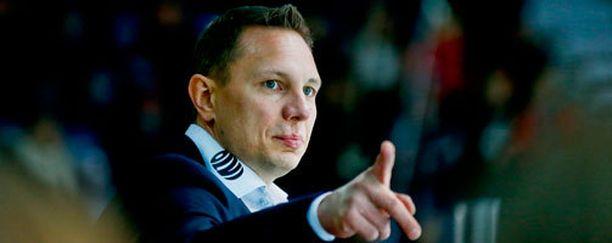 Jussi Tapolan miehistö haki täyden pistepotin Jyväskylästä.