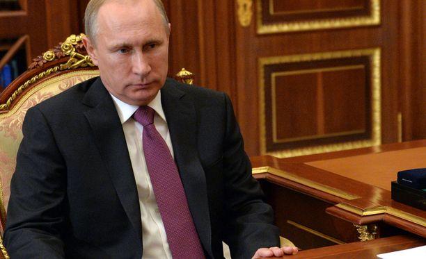 Putin ei osallistu Auschwitzissa järjestettäviin muistotilaisuuksiin.