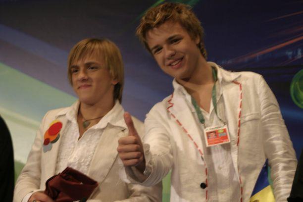 Walters&Katzha vuonna 2005.